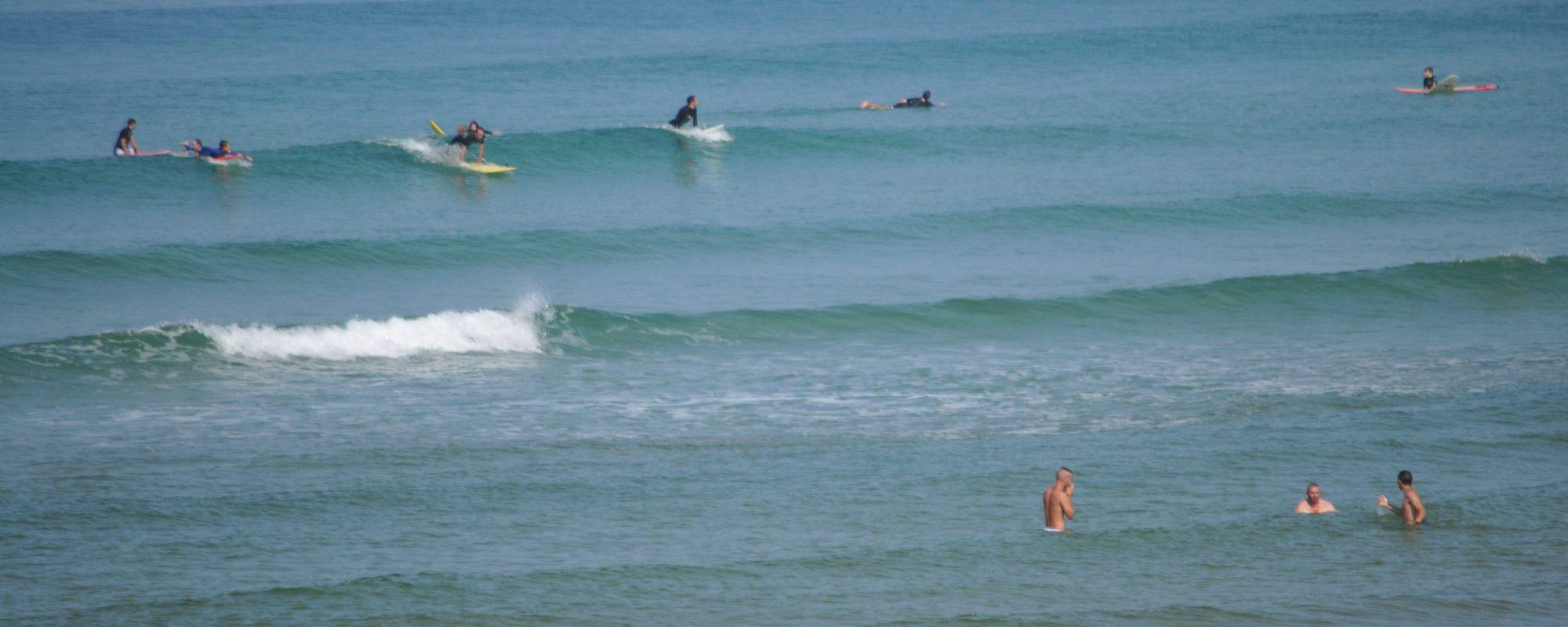 les surfers